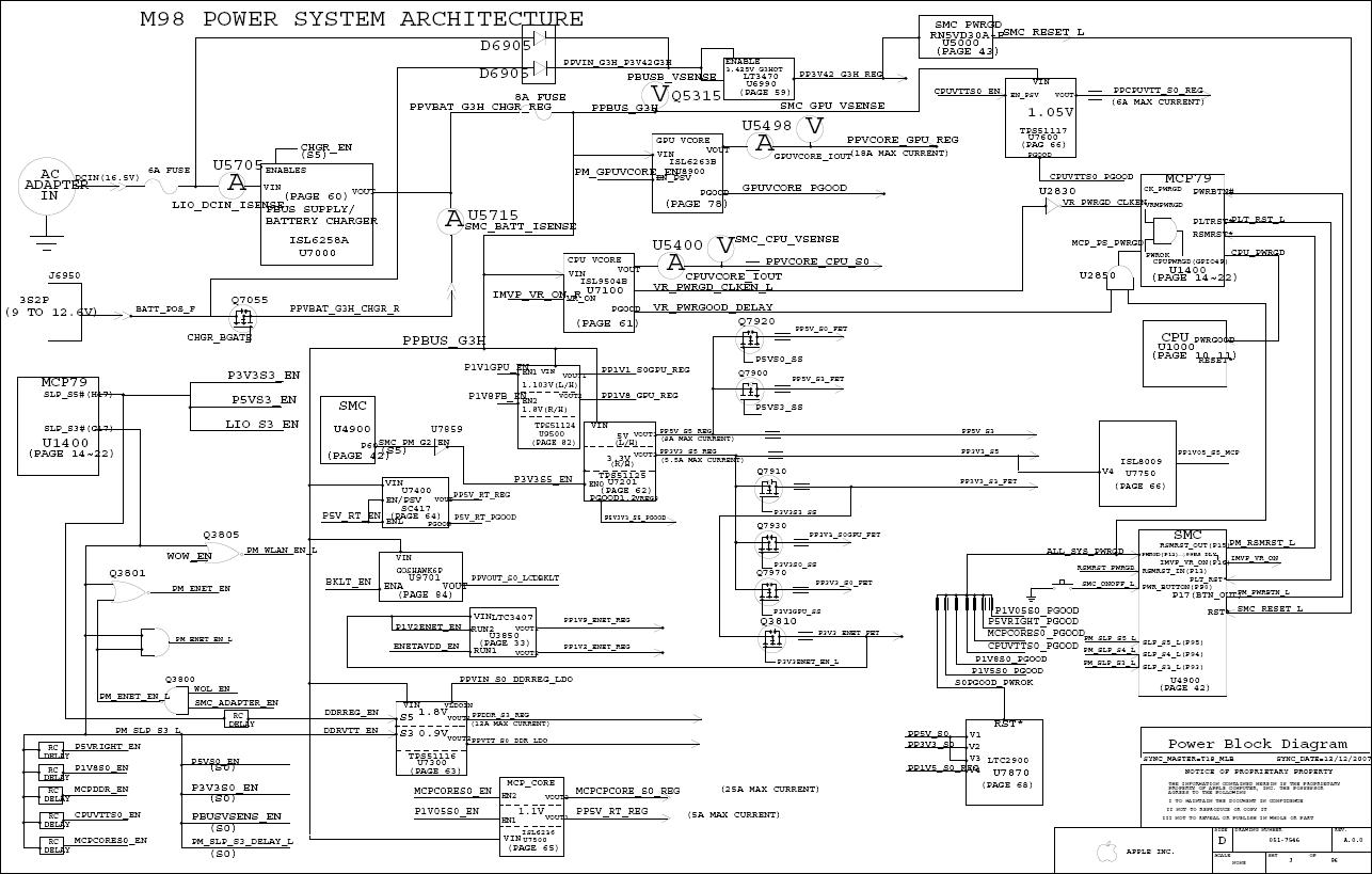 电脑维修-苹果apple主板维修经验总结 _k19