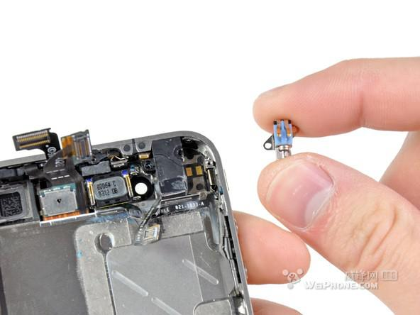 iphone4 拆机详细步骤图解教程