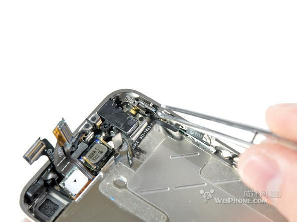 iphone4 拆机详细步骤图解教程(2)