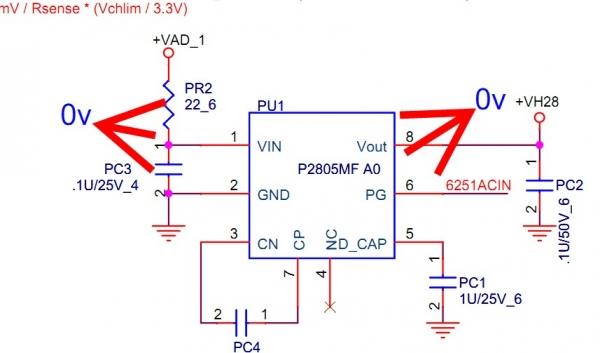 断开PR84 板子不掉电了,这个芯片是产生总线供电的电路, 测PR84 0欧电阻没问题,在打一下PU4 4脚的阻值竟然是3欧姆, HWPG短路了 , 所以拉低其他的HWPG 信号,把PU4直接拆掉, 在打一下阻值不短路了,换一个芯片上去,再开机电流跳到0.51 接屏试试看看,*脏话*哦,竟然不亮 。怎么这么多故障,要死了, 用示波器直接去测一下系统管理总线,懒得测帧周期,有波形啊,内存排阻波形,没反应,一条死鱼一样, 内存没过,内存是好的,网上下个BIOS刷一个, 涛声依旧 ,加焊北桥在开机 还是一样,搞