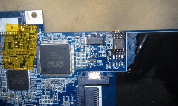 联想电源管理芯片电路图