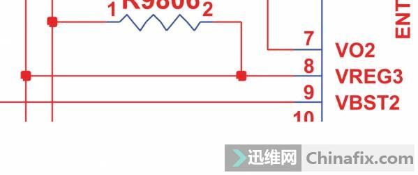 ec芯片电路图