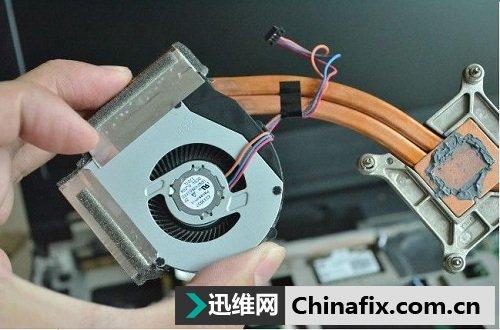 笔记本清理灰尘_thinkpad t420笔记本拆机清理风扇详细拆解教程