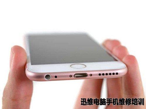 苹果手机iphone 6s真机拆解