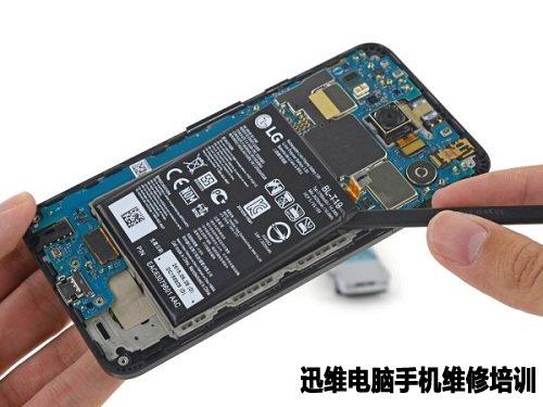 手机充电口内部结构图片