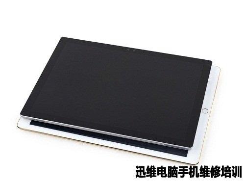 苹果平板电脑ipad pro拆机图解
