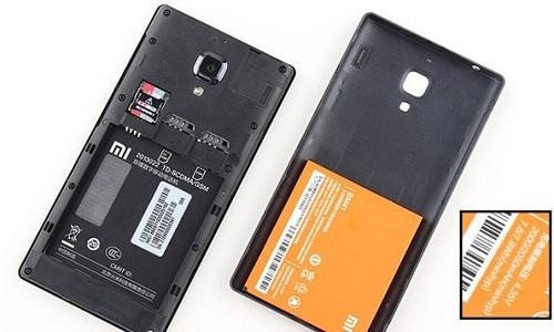 红米手机拆机图解:红米手机做工与质量揭秘