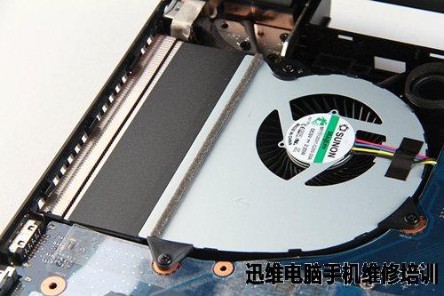 华硕k42jc拆机视频_华硕ZX50JX4200拆机图赏-鑫迅维