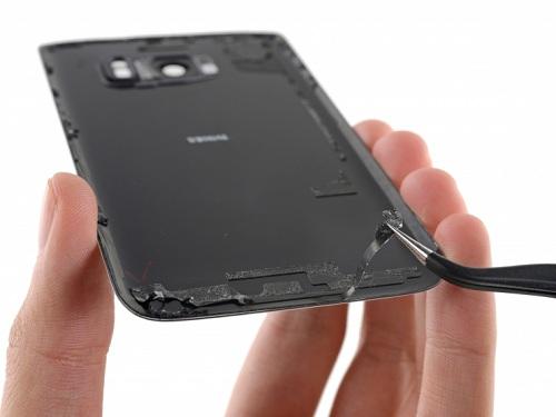 三星j7008手机拆机步骤