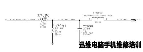 苹果ipad air 屏接口电路分析和常见故障