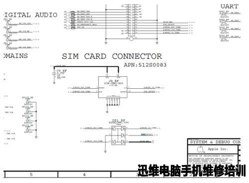 sim300模块电路图