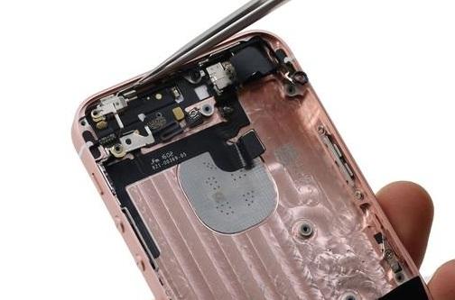 苹果如何拆卸图解