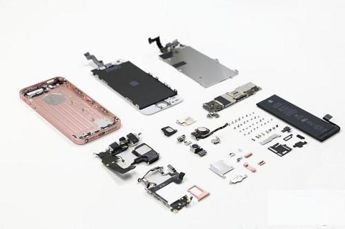 iphone se拆机图解教程