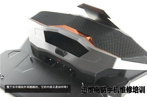 华硕玩家国度rog gx700v拆机图解