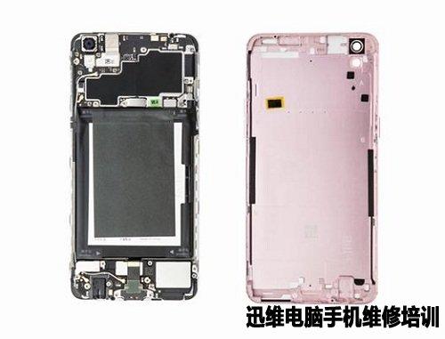 oppor9手机内部结构图高清