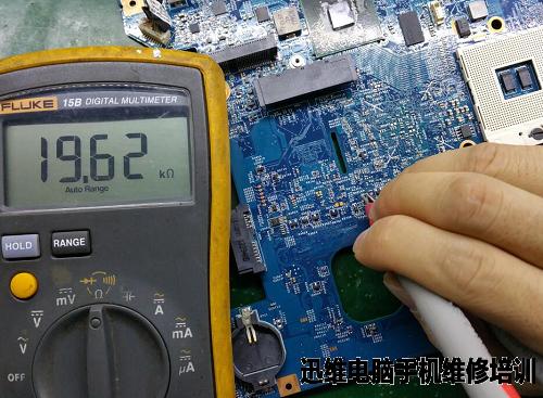 联想笔记本G480不上电维修一例图片
