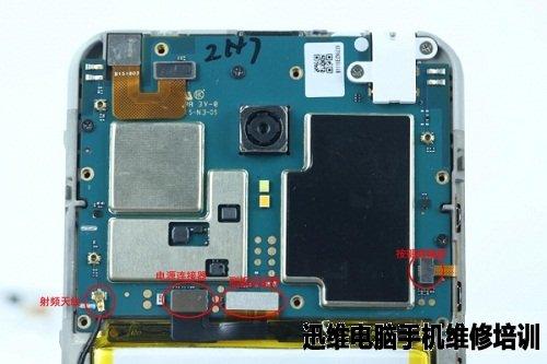 魅蓝note2更换手机显示屏的方法