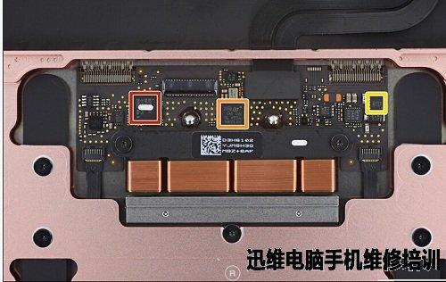 新款苹果macbook玫瑰金版拆机图解教程