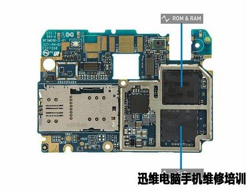 360手机f4拆机图解教程