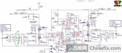 联想d186wa电源板电路图