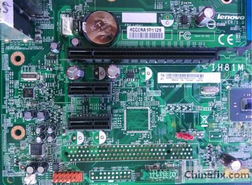 主板ih81m不加电及usb不能用维修案例