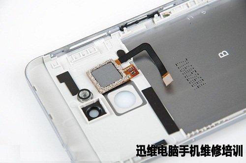 国民手机:中兴blade a2拆机图解