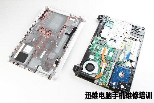惠普笔记本电脑内部结构