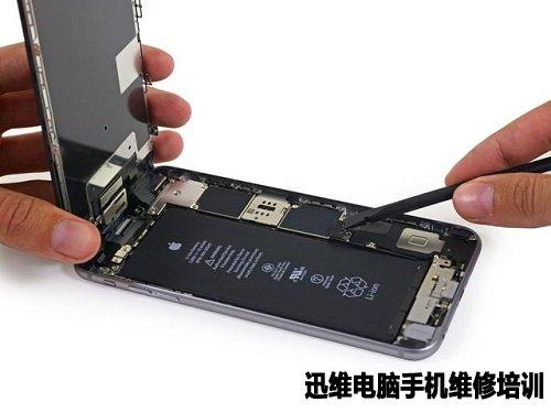 苹果家族:iphone6s Plus 拆机图解! 迅维电脑维修培训