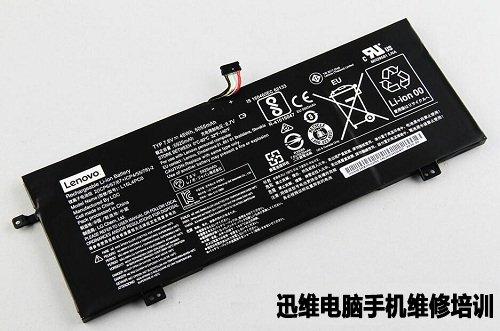 联想小新air 13 pro云笔记本拆机图解教程_迅维电脑