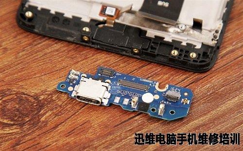 红米1s内部结构话筒