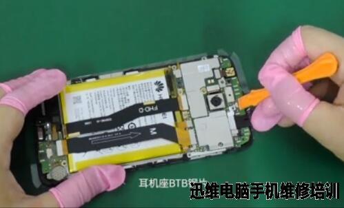 华为g9 plus拆机图解教程
