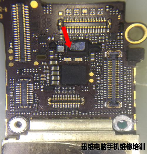苹果4维修电路图纸