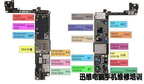 iphone7拆机图解教程