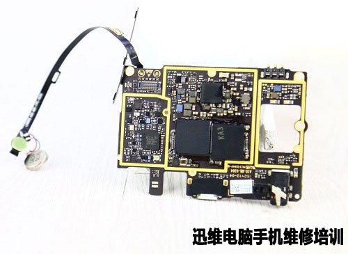 联想乐檬k3 note拆机图解教程_迅维电脑维修培训