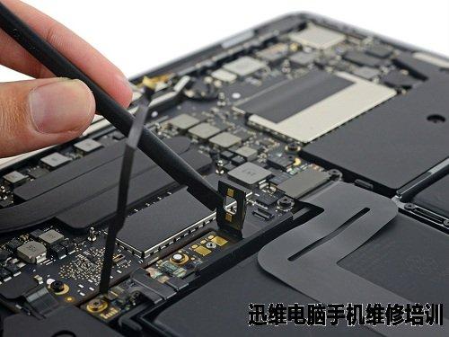 苹果笔记本内部结构说明