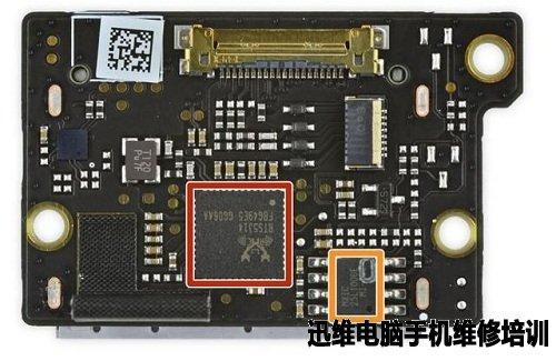 希捷硬盘控制板电路图