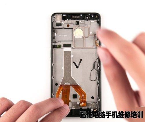 海信a2双屏手机拆机教程