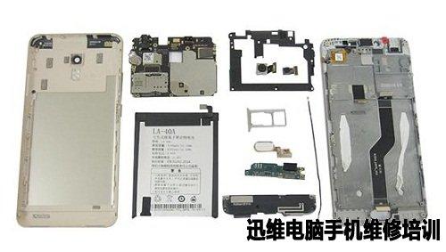 红辣椒手机拆机图解!