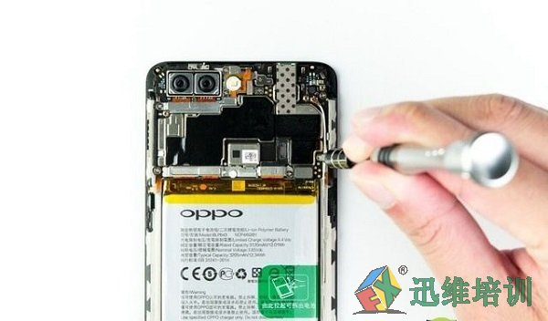 OPPO R11s拆解