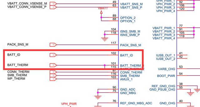 小米9手机开机显示一个空电池维修 图5