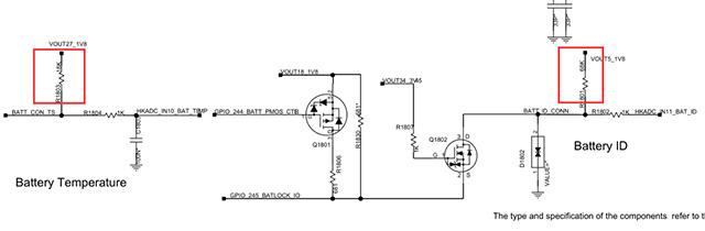 华为nova5手机电池无法开机,电流表能开机维修