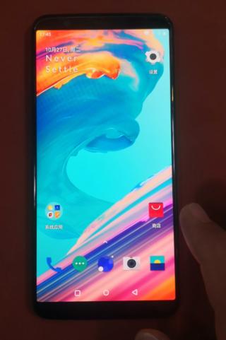 二修一加T5手机屏幕触摸失灵维修