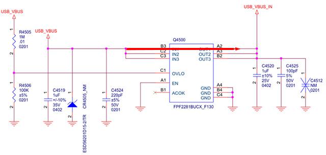 二修红米K20手机不开机,无法充电故障 图8