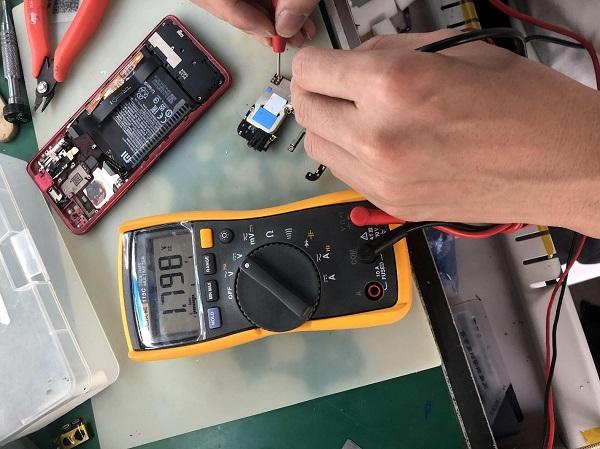 二修红米K20手机不开机,无法充电故障 图5