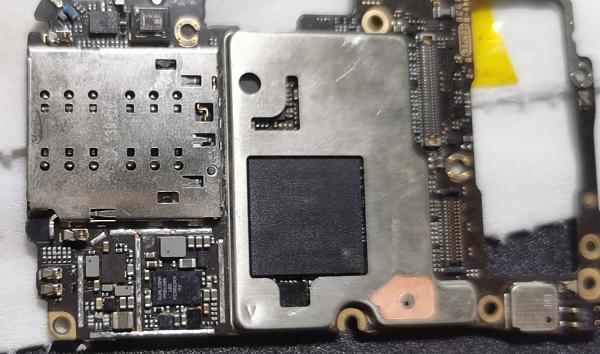 小米9手机不开机维修