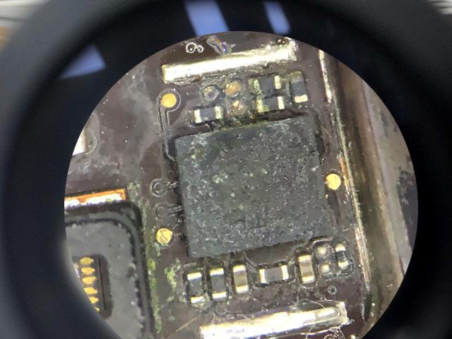 一加7Pro手机进水重力感应光感失灵维修 图2