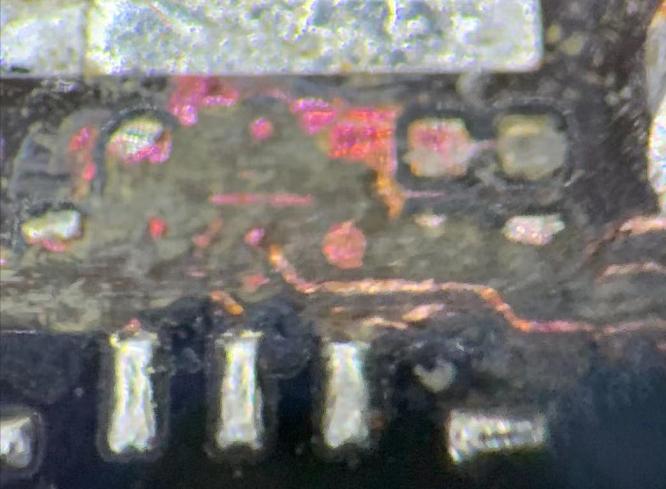 一加7Pro手机进水重力感应光感失灵维修 图5