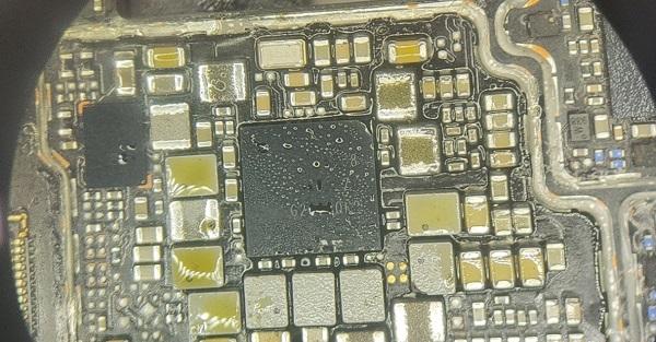 VIVO Y70S手机摄像头黑屏打不开维修 图5