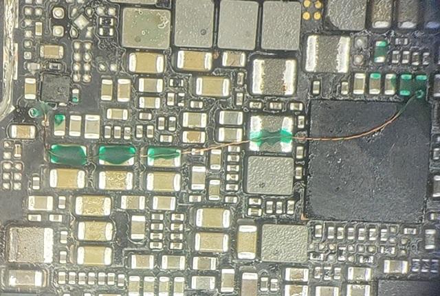VIVO Y70S手机摄像头黑屏打不开维修