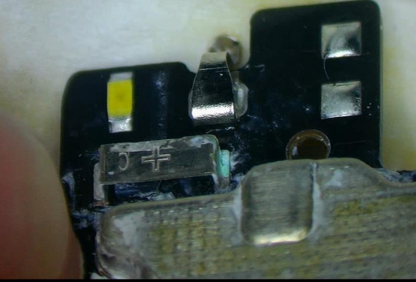 进水OPPO R11st手机不进系统,摄像头不能用维修 图3